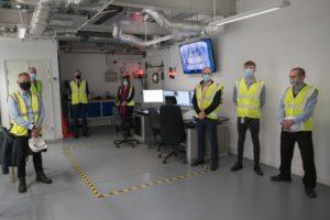 nuova camera di prova Mahle Powertrain a Northampton