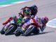 Alessandro Zaccone ha vinto la gara di apertura della MotoE a Jerez