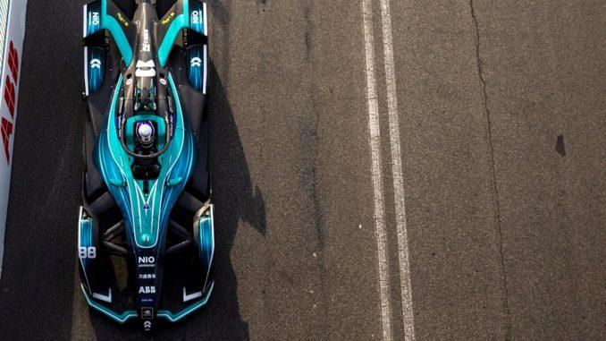 NIO 333 Formula E Team nella nuova era della Gen3