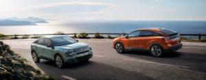 Si torna a viaggiare con la gamma elettrificata di Citroën