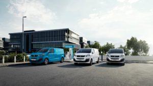 Peugeot propone l'idrogeno di serie con Peugeot e-Expert Hydrogen