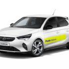 "Opel Corsa ""Poste Italiane"""