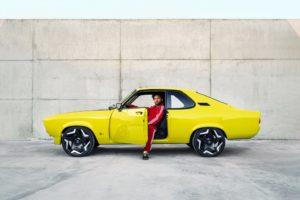 Opel Manta è tornata, ora è elettrica e si chiama GSe ElektroMODv