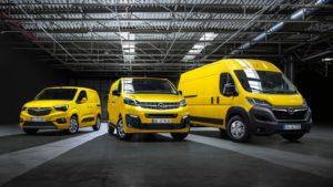 Opel al vertice del segmento di van di grandi dimensioni con Movano e Movano-e