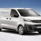 Opel Vivaro mit Wasserstoff-Antrieb
