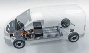 Nuovo Opel Vivaro-e HYDROGEN
