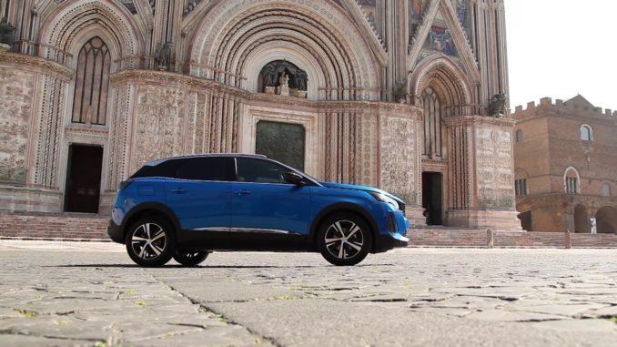 Riscoprendo l'Italia a bordo di Nuovo Peugeot 3008
