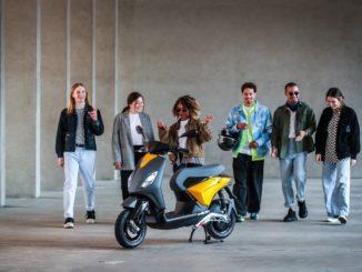 Svelato su Tik Tok lo scooter elettrico Piaggio One