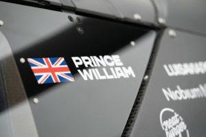 Sua Altezza Reale Duca di Cambridge, Principe William, diventa elettrico con Extreme E