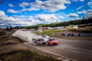 Le gare demo del FIA RX2e a Höljes