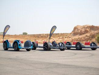 AAM e REE Automotive