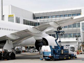 Combustibili verdi per aviazione all'aeroporto di Monaco