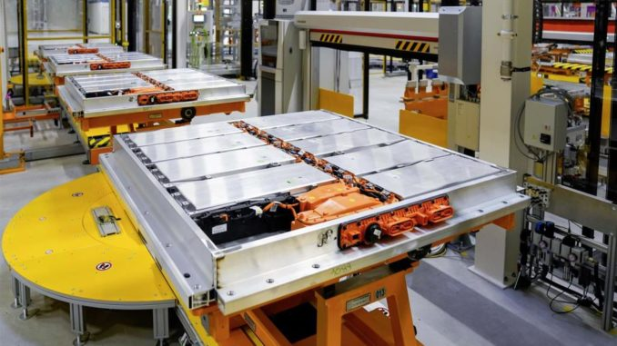 Avviata a Braunschweig la seconda fase di produzione batterie da Volkswagen Group Components