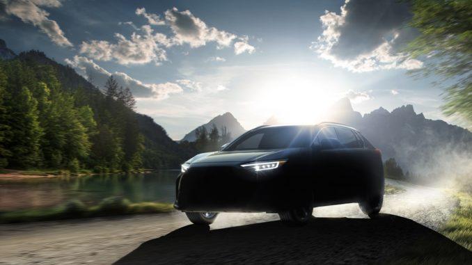 Solterra è il nome del nuovo SUV elettrico di casa Subaru