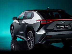 Toyota presenta il bZ4X Concept