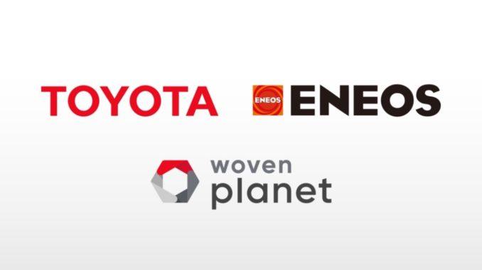 Woven City diventerà la città dell'idrogeno con ENEOS e Toyota