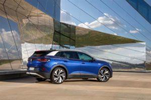 Volkswagen ID.4 ha ottenuto cinque stelle nel test Euro NCAP