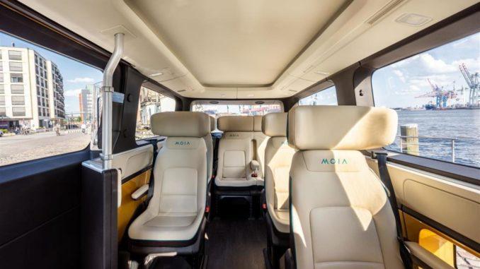 Test di guida autonoma da Volkswagen Veicoli Commerciali e Argo AI