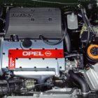 2.0 DOHC 16V Turbomotor aus dem Opel Calibra