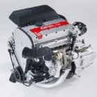 Opel Calibra turbo, engine