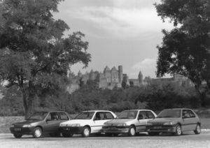 Storia. Peugeot 106 festeggia i suoi 30 anni a settembre 2021