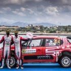 @ Citroën Racing MADS podium