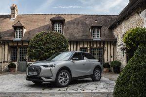 La gamma E-Tense di DS Automobiles e l'eccellenza tecnologica