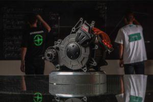 Nuovo motore elettrico EMCE per le moto Energica