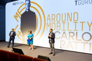 Peugeot al Meet the Media Guru Around Mobility