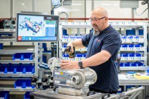 Componenti Bosch per le fuel cell di cellcentric