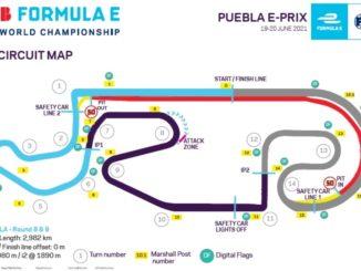 Il programma completo del Puebla E-Prix di Formula E