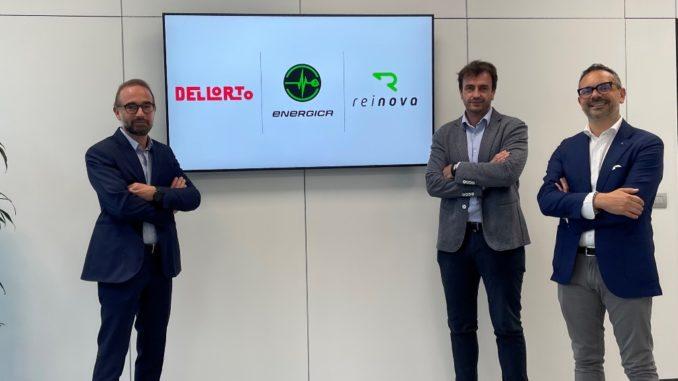 Dell'Orto ed Energica scelgono Reinova come partner