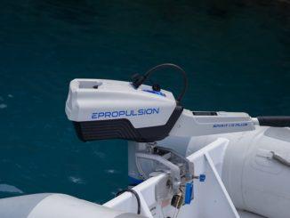 Consegnati i motori elettrici ePropulsion al Bermuda Sail Grand Prix
