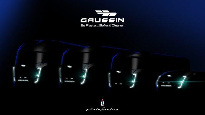 Pininfarina disegna la nuova gamma di camion Gaussin