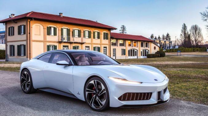 Selezionata la Karma GT designed by Pininfarina per il Compasso d'Oro