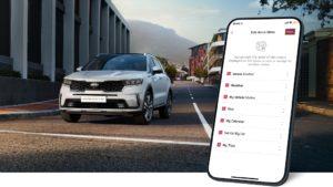 Ultimi aggiornamenti dell'App Kia UVO Connect