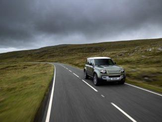 Jaguar Land Rover sviluppaerà un Defender a celle a combustibile