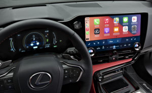 Nuovo Lexus NX, primo ibrido plug-in di casa Lexus