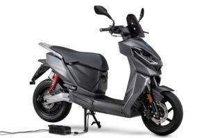 Arriva in Italia lo scooter elettrico Lifan E4