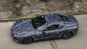 La prima auto elettrica di Maserati