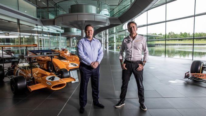 McLaren Racing in Extreme E dal 2022