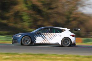 Cupra e-Racer gareggerà nel Pure ETCR