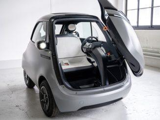 Nasce Microlino Italia e viene completato il terzo prototipo
