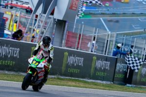 Pons e LCR e-Team vincono in MotoE al Montmelò