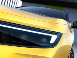 Anteprime fotografiche della Nuova Opel Astra, ulteriore passo nella strategia di elettrificazione
