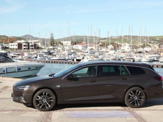 Tecnologia ed efficienza al top per l'ammiraglia Opel Insignia