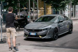 Al via il roadshow Peugeot Electric Experience