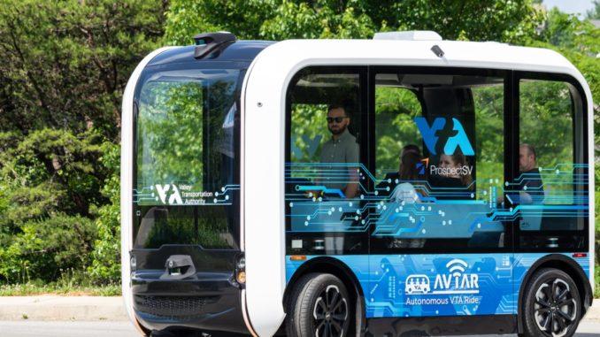 Partnership Local Motors e Protean per Olli Electric Autonomous Vehicles