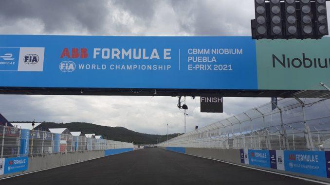 Cartoline dal Puebla E-Prix di Formula E