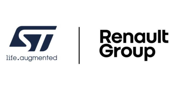 Cooperazione strategica tra il Gruppo Renault e ST Microelectronics